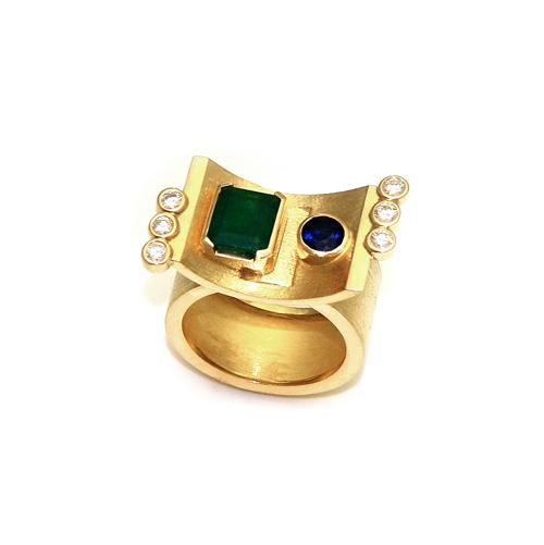 Bague-or-diamants-emeraude
