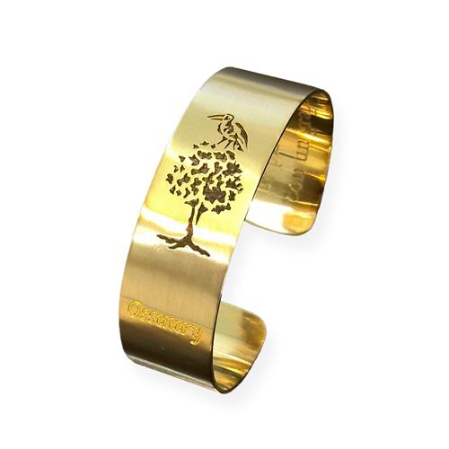 Bracelet-or-arbre-oiseau