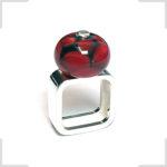 Carrousel-argent-bulles-rouge-noir
