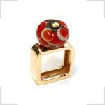 Carrousel-bronze-rouge